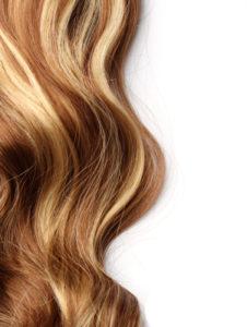 onda di capelli